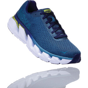 Hoka One One Elevon Zapatillas running Hombre, storm blue/patriot blue